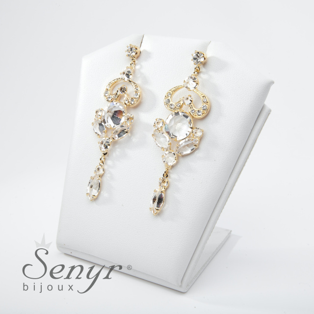Earrings Orient
