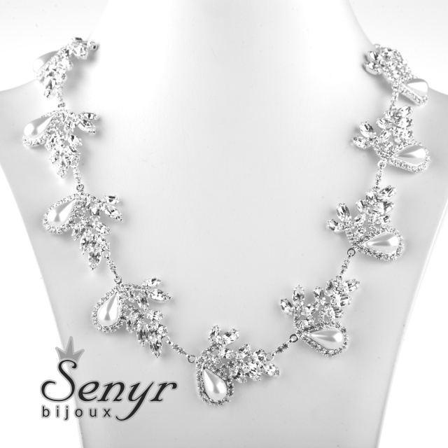 Náhrdelník s perlemi