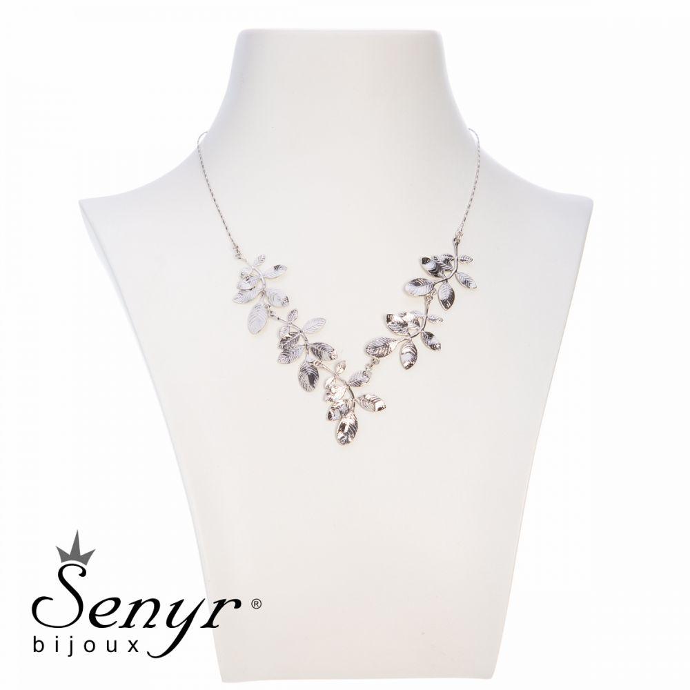 Necklace Smartness Silver
