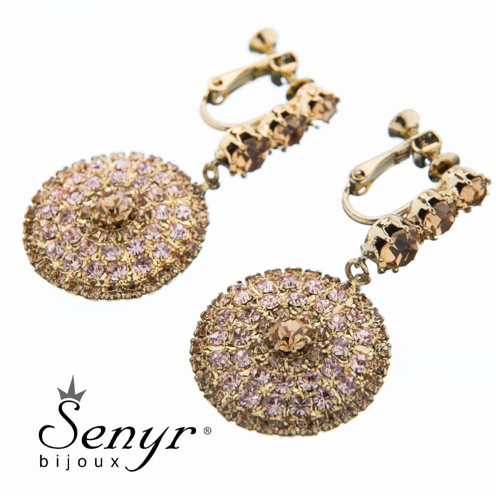 Earrings Pure Beauty Gold