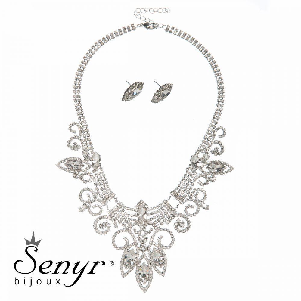 Set Luxury Neatness Crystal
