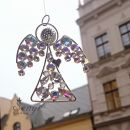 Crystal ANGEL for hanging