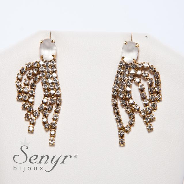 Earrings angel