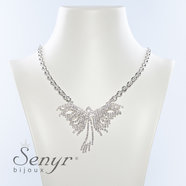 Necklace angel