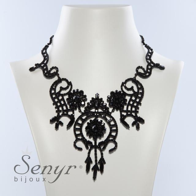 Necklace Secret Flower