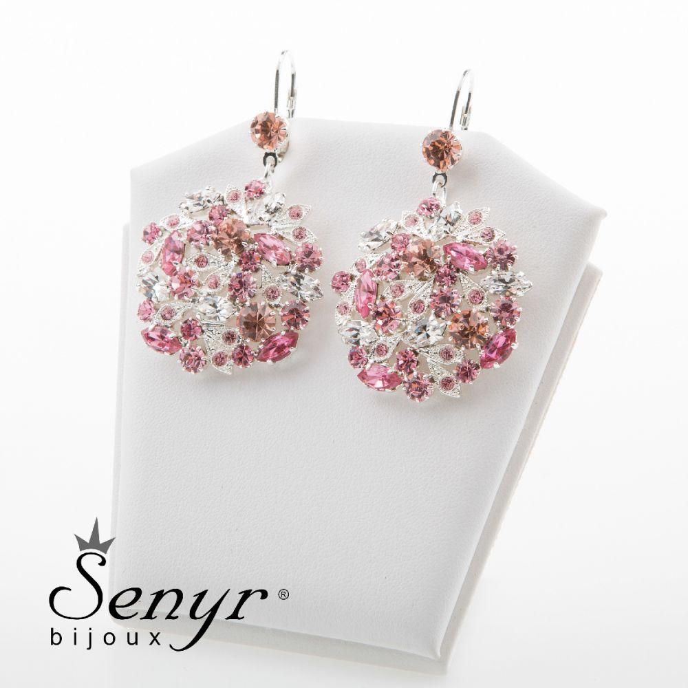 Earrings Flower Dream