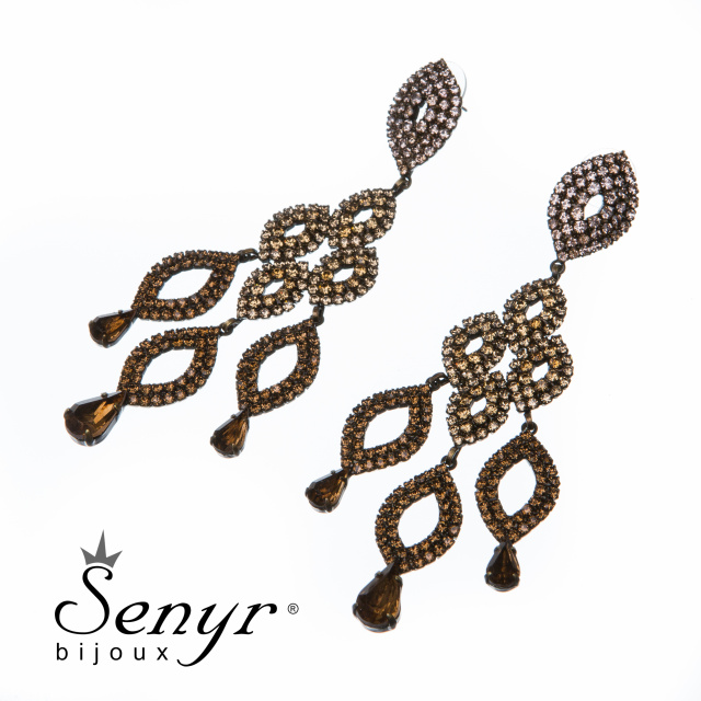 Deluxe earrings