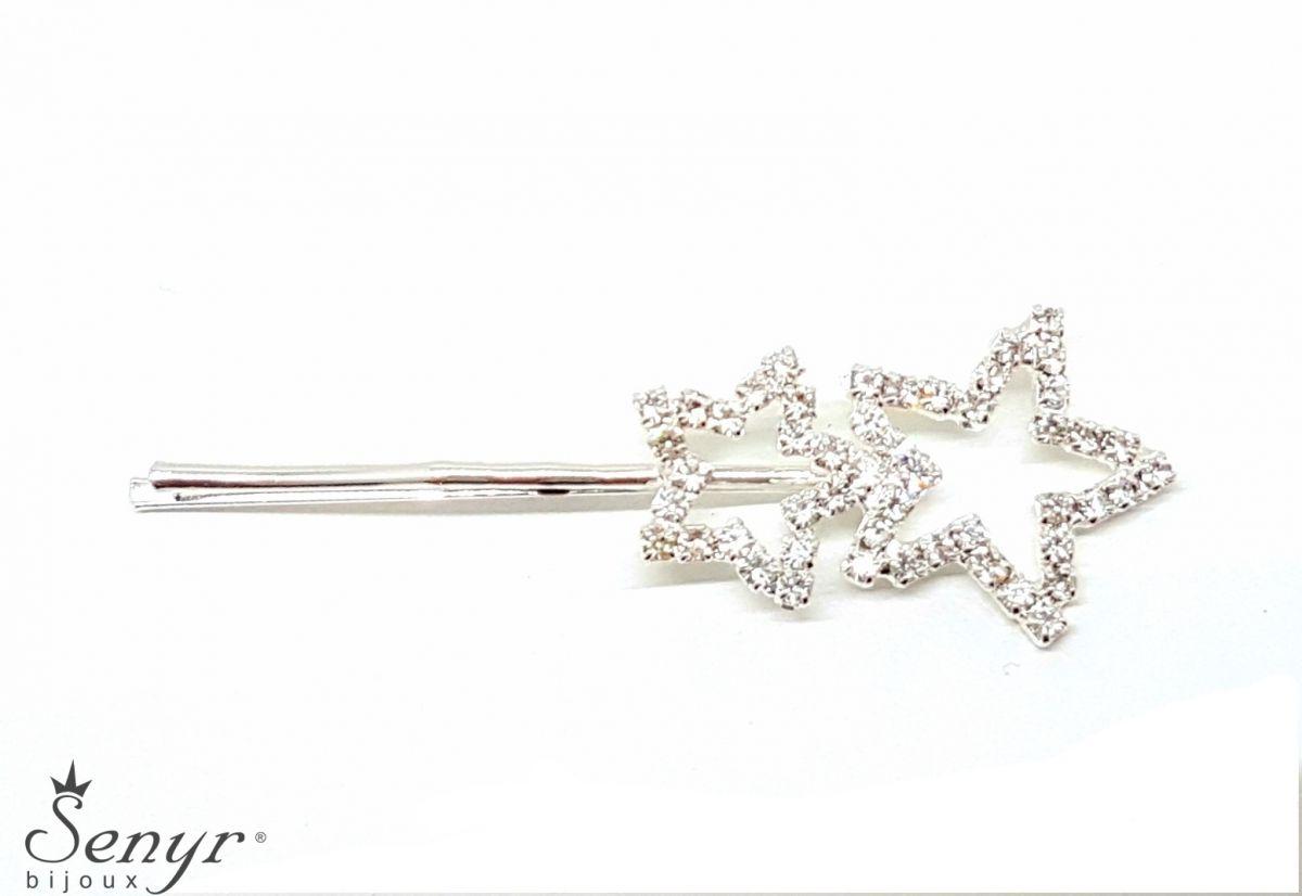Hair clip STARS