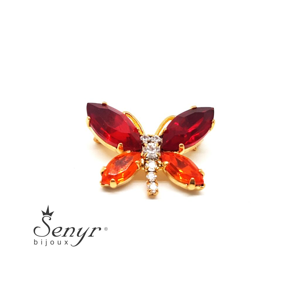 Brooch butterfly