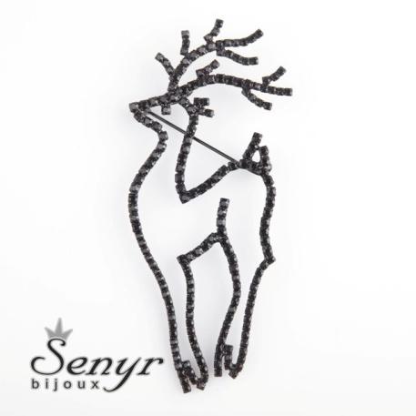 Brooch Deer