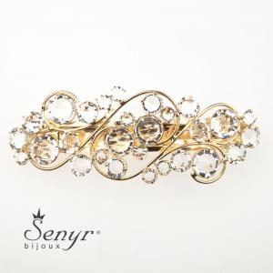 Hairclip Romantic Gold